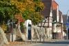 Dorfbrunnen vor der ev. Kirche